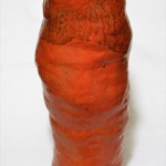 Carrot, 14in tall x 4in wide