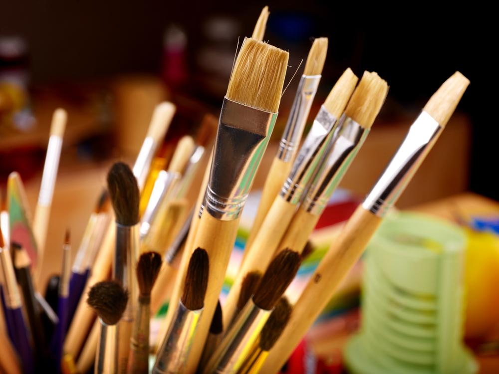 Art-paint-brushes