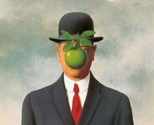 The Son of Man René Magritte
